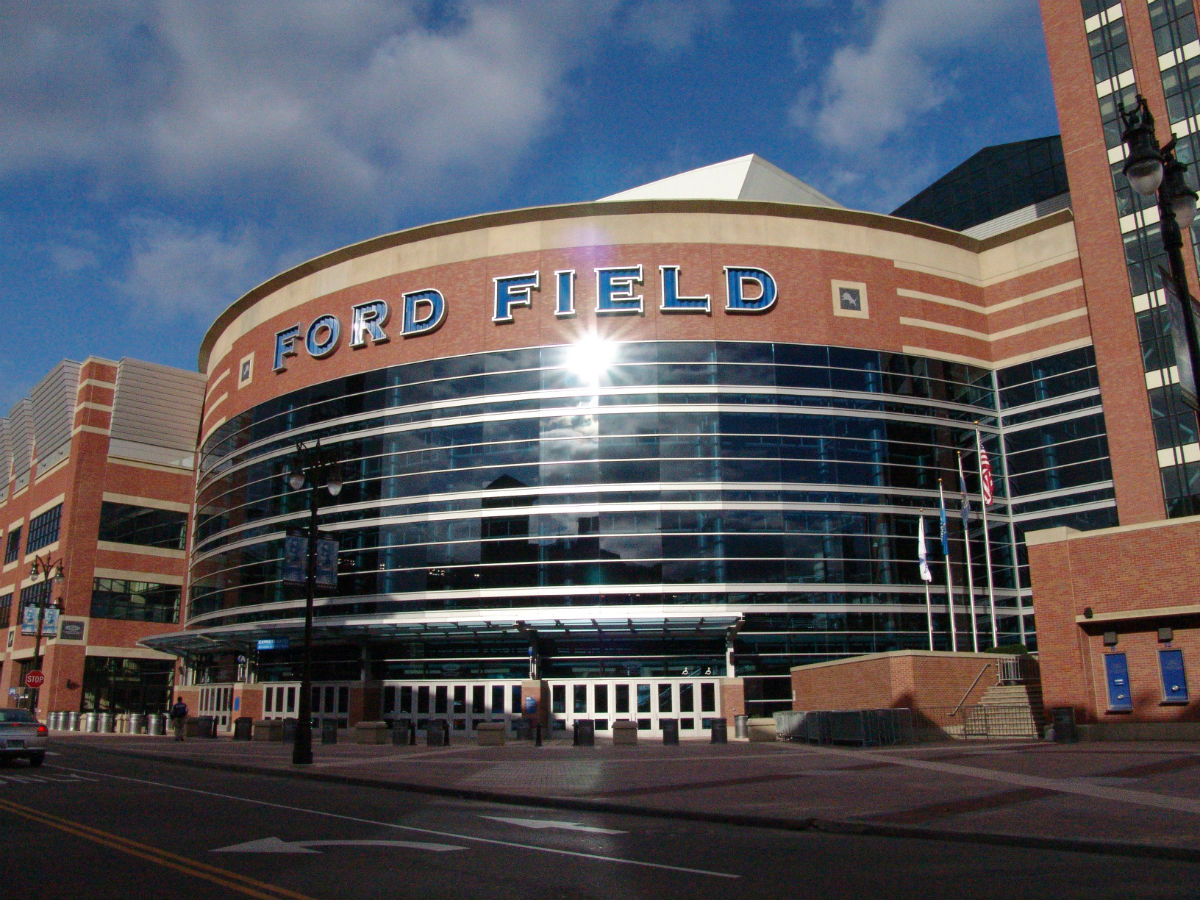 Ford Field - Detroit Michigan
