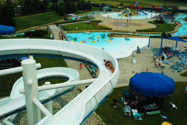 2 aerial slide view