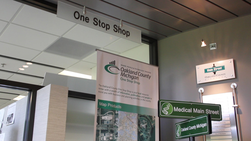 Oakland County One Stop Shop