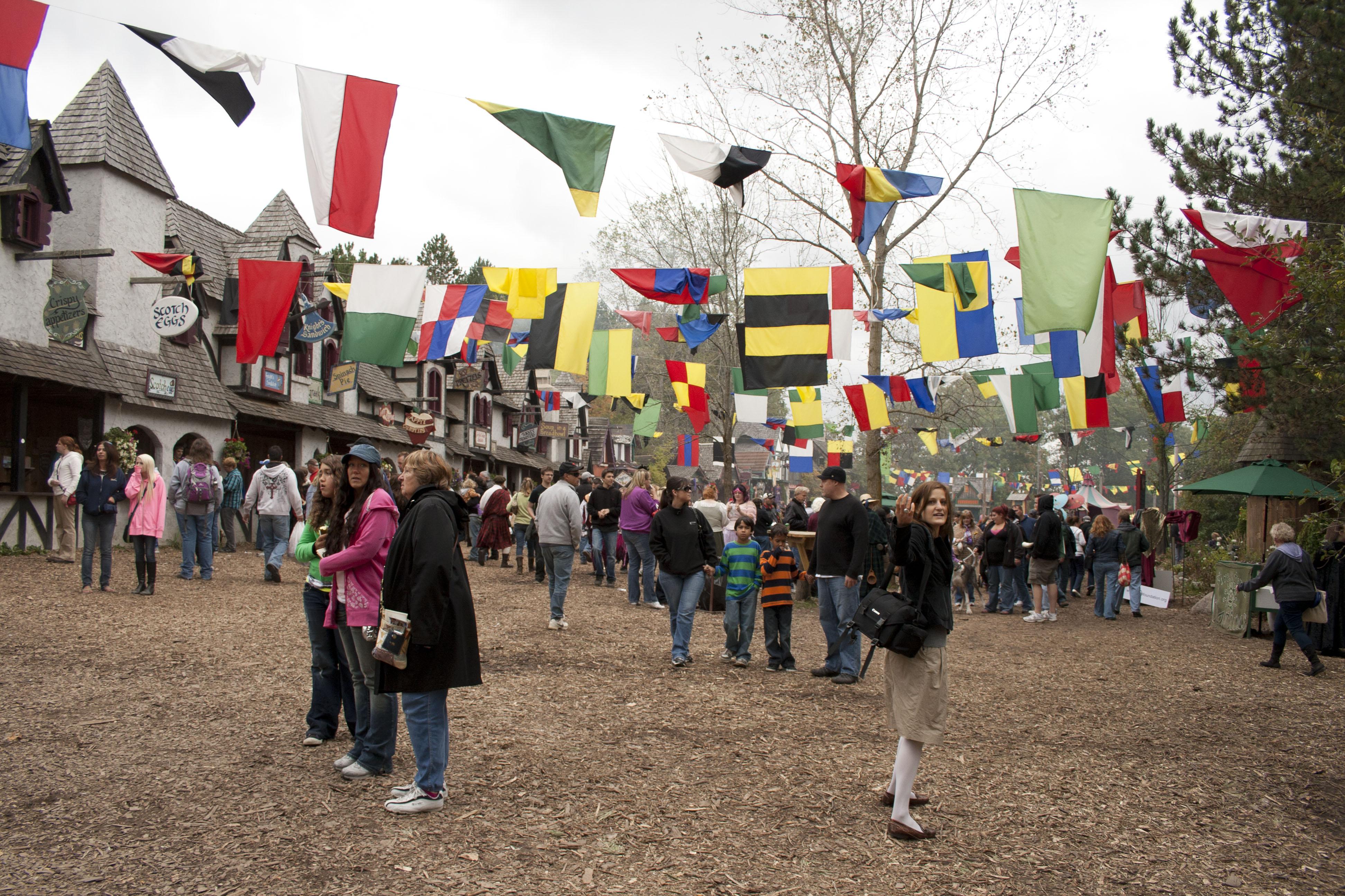 2010 Renaissance Festival in Holly.