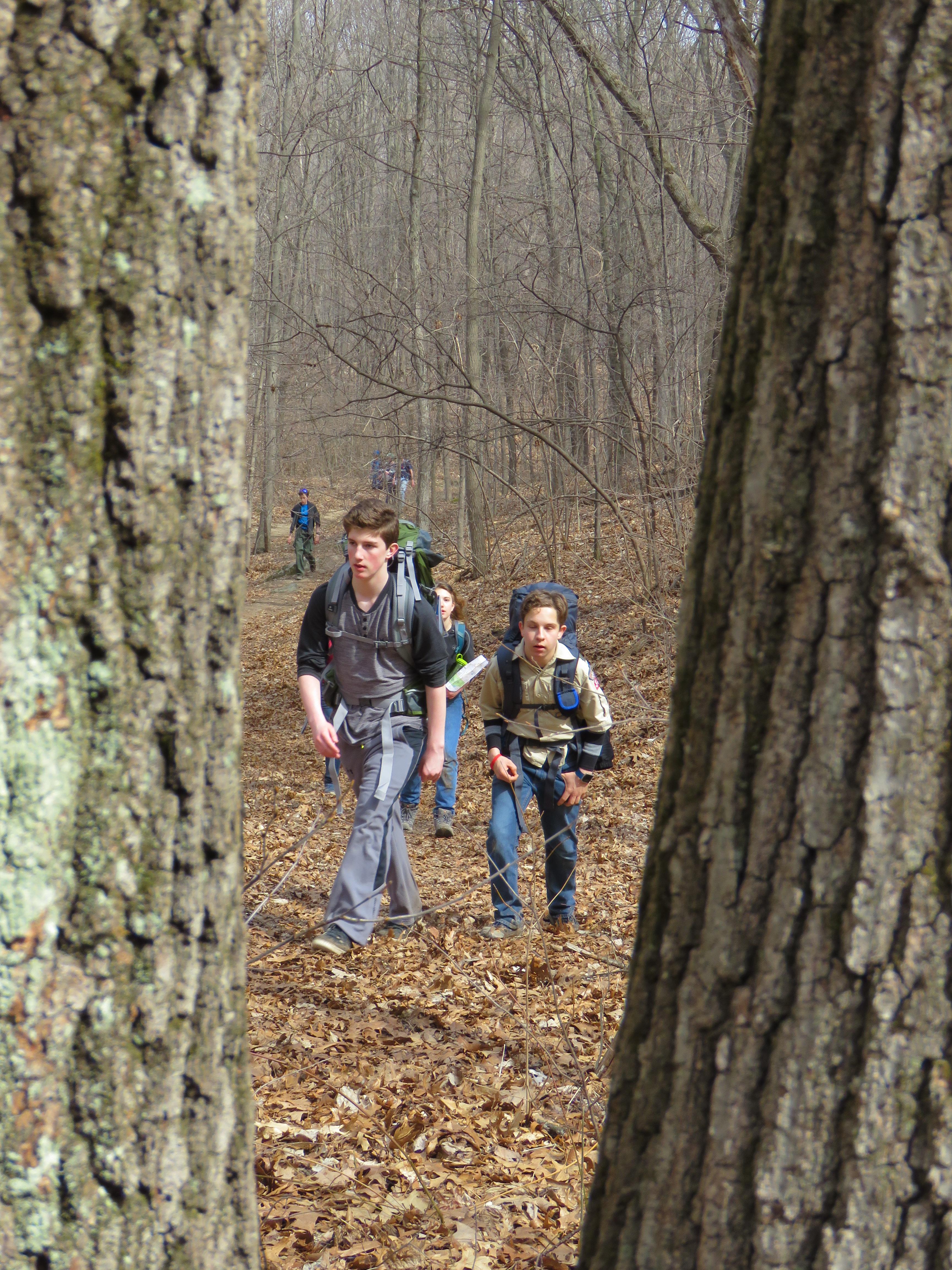 Boonies Hike