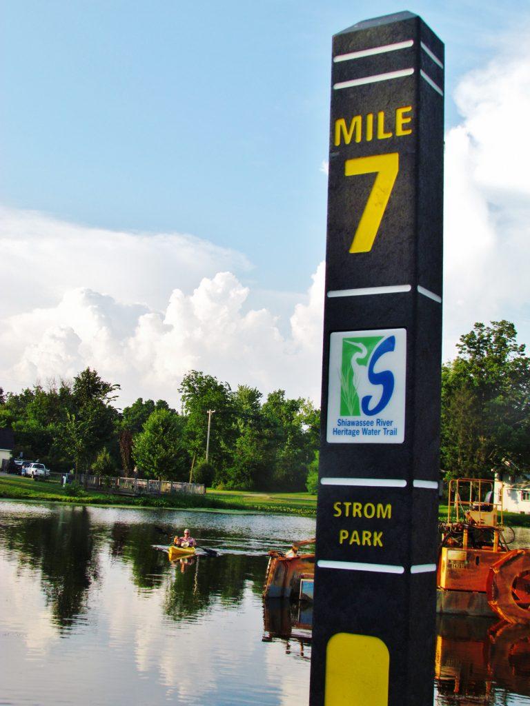 7 mile marker