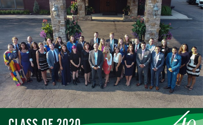 40 under 40 Alumni 2020